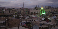 Middle East discusses peace in Damascus