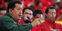 Venezuela's Chavez announces African intentions