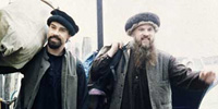 Two guys from Queens trace Marco Polo's path