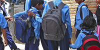 Nepalese government moves to end private schooling
