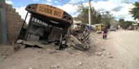Hurricane mudslides bury Haitian towns