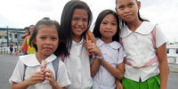 Philippines doles out cash incentives for school, health