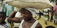 Food instability and poor infrastructure affect Liberians