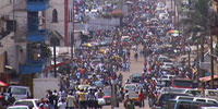 Liberia rebuilds but fragments of the fighting remain