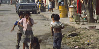 Forced out of Mexico's parks, street kids turn to prostitution