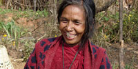 Actresses stage gender quality in rural Nepal