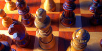 Israel angles for control in chess-like peace negotiations