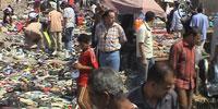 Rifling through Egypt's sprawling Friday market