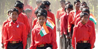Naxalite rebellion menaces the heart of India