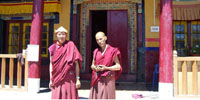 Tibetan refugees seek livelihoods in Ladakh, India