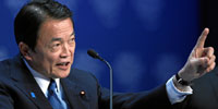 Japan's fledgling two-party system set to evolve