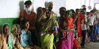 Elite private medicine in India doesn't reach rural areas