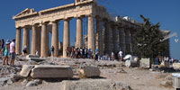 Greeks lobby for return of Parthenon marbles to Athens