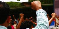 Deposed president sneaks back to Honduras
