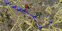 Rome Metro's Line C runs into ruins