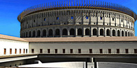 Experience ancient Rome in recreated virtual world