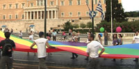 Ancient Greek values clash with modern treatment of gays