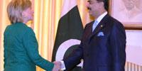 Hillary Clinton's message to Pakistan