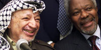 Remembering the legacy of late PLO Chairman Arafat