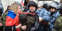 Activists say freedom of assembly under assault in Russia