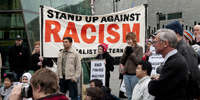 Nations on every continent struggle with racism