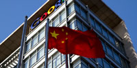 China and U.S. escalate spat over Google and web controls