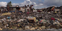 Haiti's poor infrastructure accelerates heavy death toll