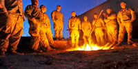 U.S. and allied forces dig in for long haul in Helmand
