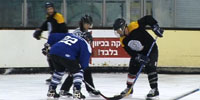 Israeli ice hockey gains traction in Mediterranean nation