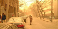 Air pollution worsens from world's biggest emitter nation