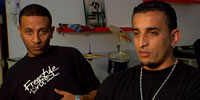Moroccan hip-hop group fuses traditional music with rap