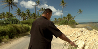 Tonga grapples with forces of man and nature
